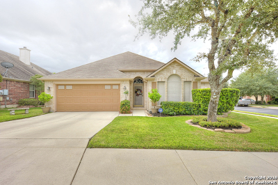 Schertz Single Family Home For Sale: 4529 Meadow Creek Dr