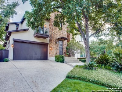 Alamo Heights TX Condo/Townhouse For Sale: $629,000