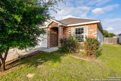 San Antonio TX Single Family Home For Sale: $185,000