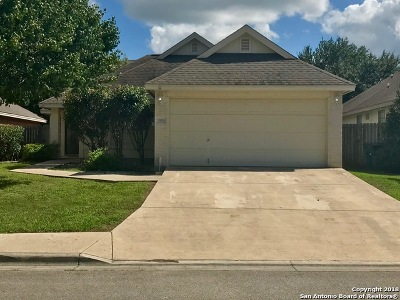 New Braunfels Single Family Home Active Option: 1559 Dustin Cade Dr