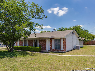 Bexar County Multi Family Home Back on Market: 3846 NW Loop 410