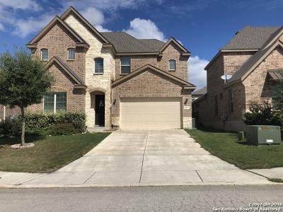 Boerne Single Family Home For Sale: 8227 Marigold Falls