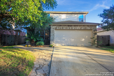 Helotes Single Family Home For Sale: 8622 Sonora Pass
