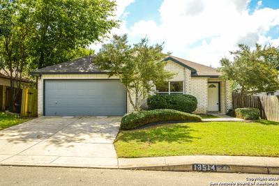 San Antonio TX Single Family Home Back on Market: $187,000