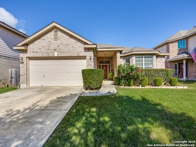 Helotes Single Family Home Active Option: 8623 Auberry Path