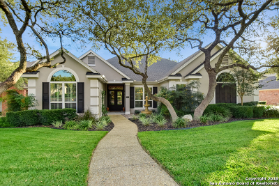 San Antonio Single Family Home New: 2114 Fountain Way