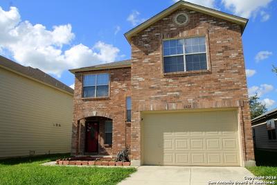 Converse Single Family Home Active Option: 8827 Kestrel Oak