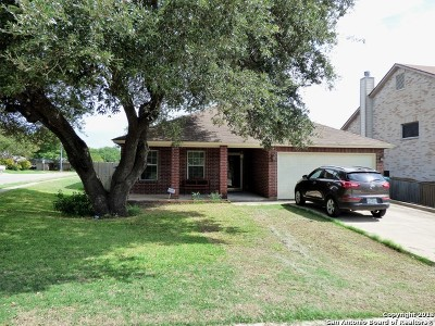 Live Oak Single Family Home For Sale: 11018 Forest Shower