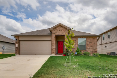 New Braunfels Single Family Home Active Option: 476 Willow Arch