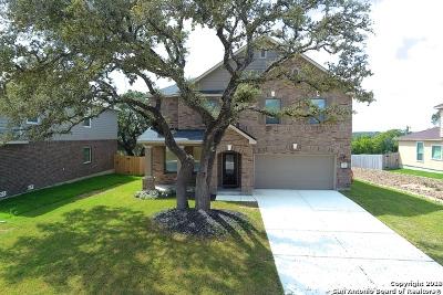 Boerne Single Family Home For Sale: 7814 Emmeline Dr.