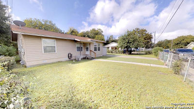 Single Family Home For Sale: 522 W Harlan Ave