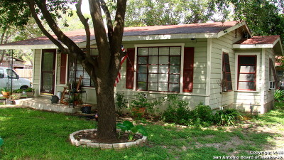 Single Family Home For Sale: 1353 Chalmers Ave