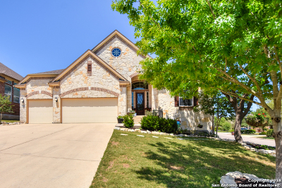 Boerne Single Family Home New: 8503 Nichols Rim