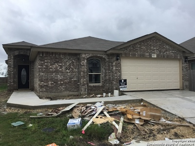 Helotes Single Family Home Active Option: 9626 Bricewood Tree