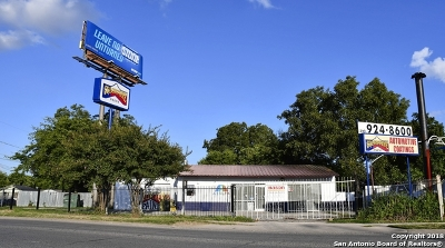 San Antonio TX Commercial For Sale: $795,000