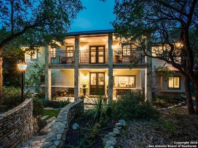 Boerne Single Family Home New: 38.8ac Bella Springs