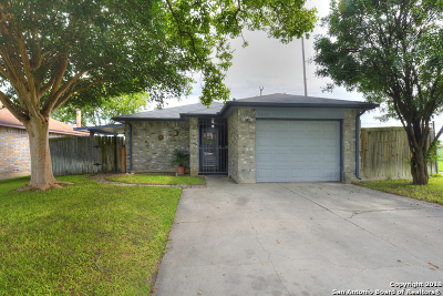 San Antonio Single Family Home Active Option: 3350 Indian Wells