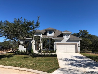 Fair Oaks Ranch Single Family Home Back on Market: 28922 Front Gate