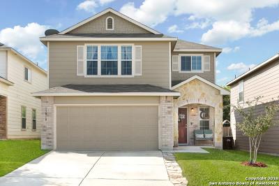 Bexar County Single Family Home New: 13018 Napoli Valle