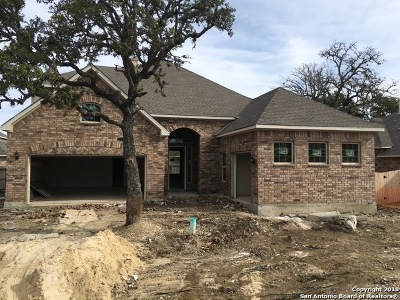 Woods Of Boerne Single Family Home New: 274 Woods Of Boerne Blvd