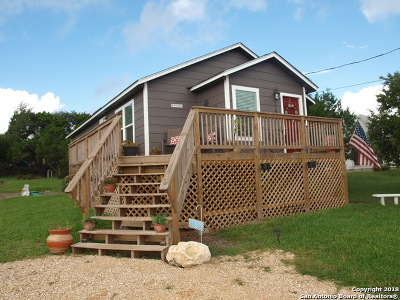 Canyon Lake Single Family Home Price Change: 1199 Blueridge Dr