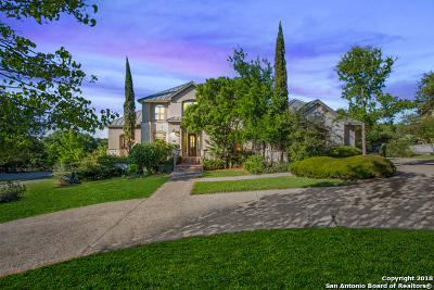 San Antonio Single Family Home New: 36 Champions Way