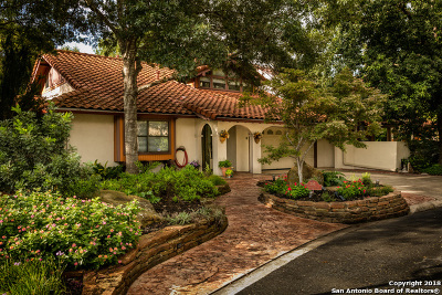 Bexar County Single Family Home New: 202 Lazywood Trail