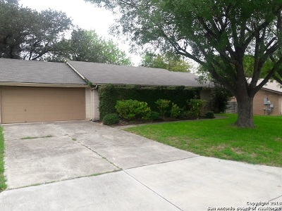 Universal City Single Family Home New: 8331 Athenian Dr