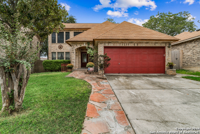 Schertz Single Family Home New: 3821 Davenport