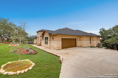 Bexar County Single Family Home New: 1110 Midnight Dr