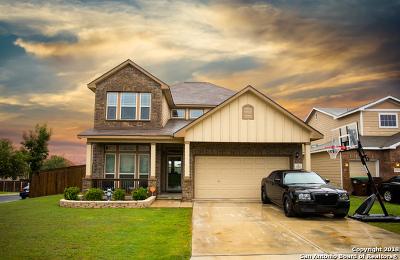 San Antonio Single Family Home For Sale: 11223 Oaks Hike