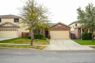 Helotes Single Family Home New: 13612 Riverbank Pass