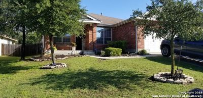Bexar County Single Family Home New: 230 Wing Falls