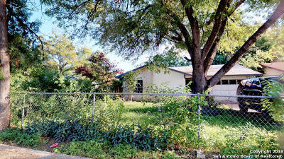 San Antonio TX Single Family Home New: $110,000