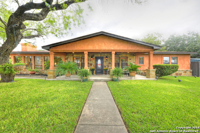 Terrell Hills Single Family Home For Sale: 919 Burr Rd