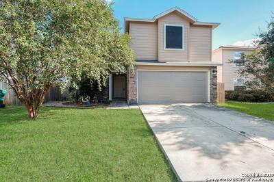 Converse Single Family Home New: 9715 Autumn Arbor