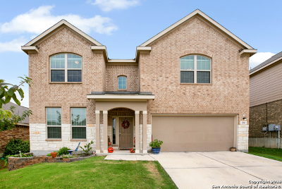 New Braunfels Single Family Home Active Option: 266 Posey Pass