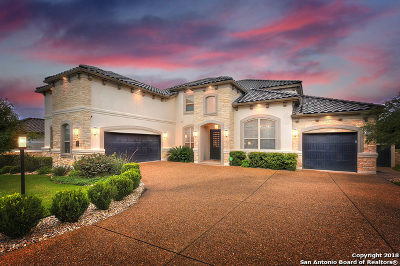 Boerne, Cibolo, Converse, Fair Oaks Ranch, Helotes, Leon Valley, New Braunfels, San Antonio, Schertz, Windcrest Single Family Home New: 6327 Sevilla Circle