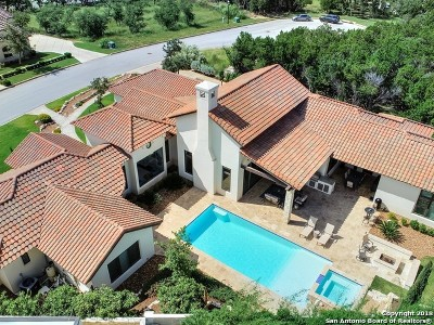 Boerne, Cibolo, Converse, Fair Oaks Ranch, Helotes, Leon Valley, New Braunfels, San Antonio, Schertz, Windcrest Single Family Home New: 7 Privada Yesa