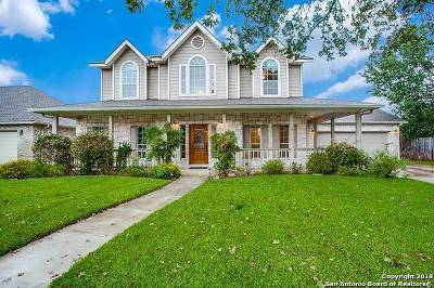 Boerne Single Family Home New: 106 Hidden Haven Dr