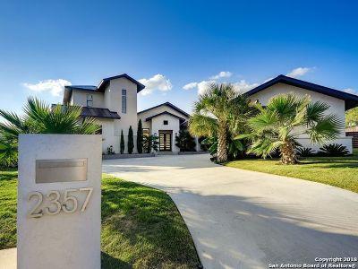 Fredericksburg TX Single Family Home Price Change: $975,000