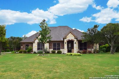 Castroville Single Family Home New: 181 Sunrise Hl