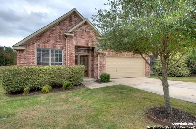 Cibolo Canyons Single Family Home New: 3414 Highline Trail