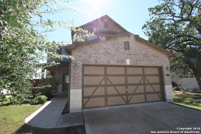 Bexar County, Kendall County Single Family Home New: 113 Lilly Creek