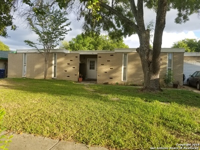 Single Family Home Active Option: 5514 Castle Way
