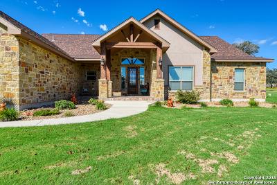 Wilson County Single Family Home Active Option: 124 Bucks Ln