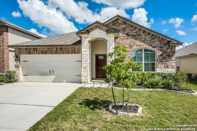 Cibolo Single Family Home New: 432 Quarter Mare