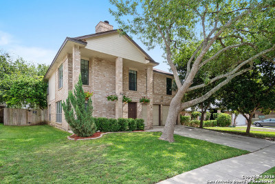 Schertz Single Family Home New: 2516 Hidden Grove Ln