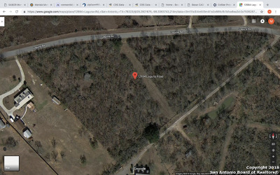 Bexar County Residential Lots & Land For Sale: 12994 Laguna Rd