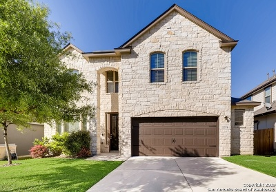 Bexar County Single Family Home New: 3719 Forsythia